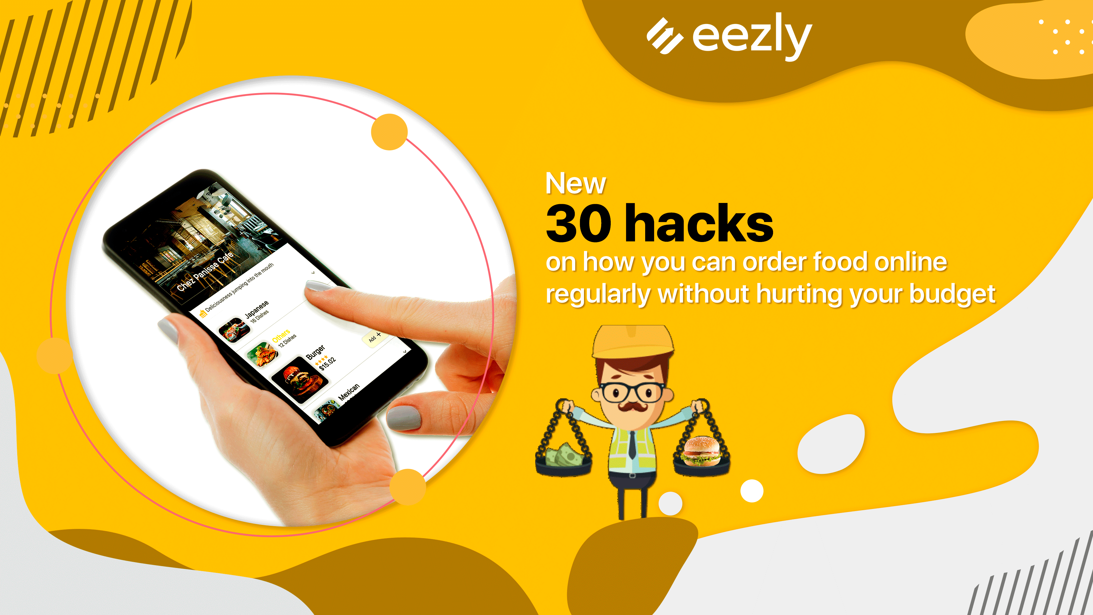 You are currently viewing New 30 Hacks on How YOU can order food online regularly without hurting your Budget