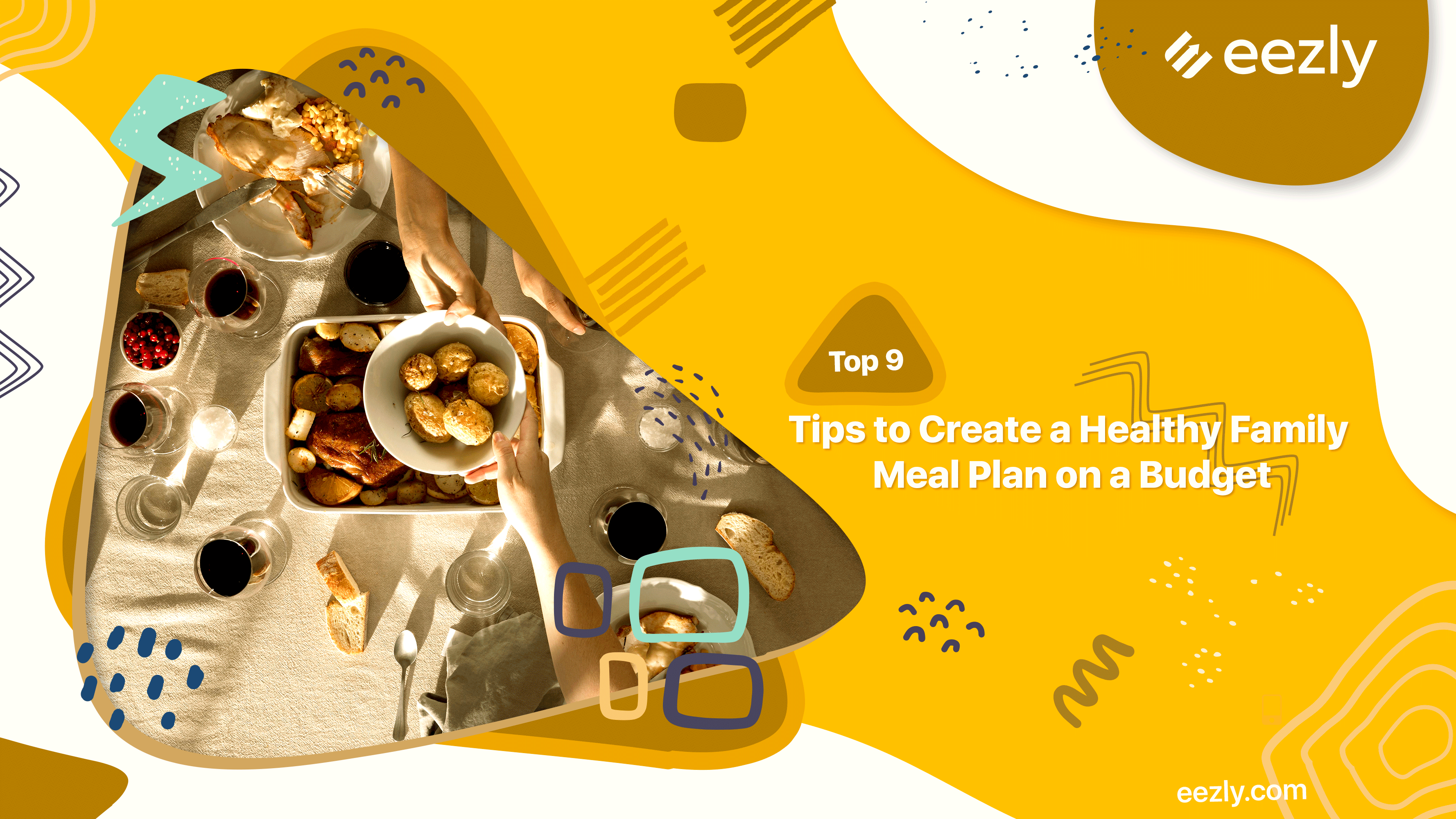 Read more about the article Top 9 Tips to Create a Healthy Family Meal Plan on a Budget