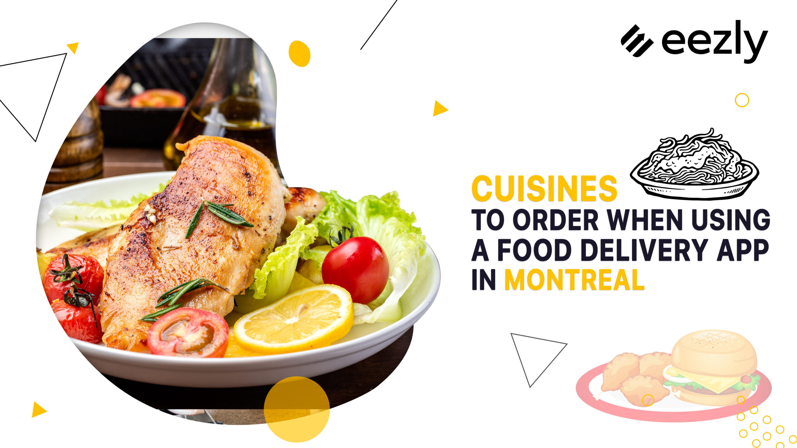 Cuisines To Order | eezly